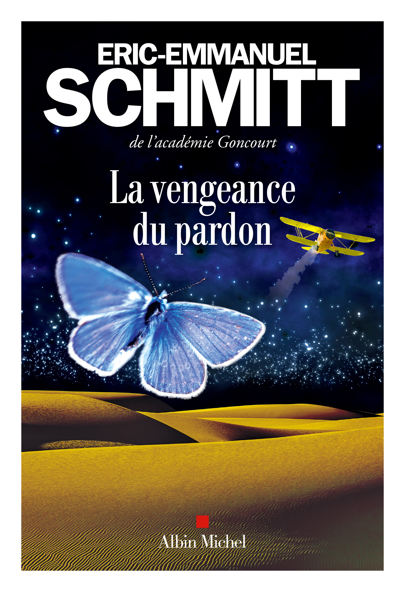 J'ai lu « La vengeance du pardon » Eric-Emmanuel Schmitt, Babelio.