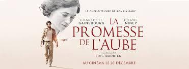 J'ai vu « La promesse de l'aube » (Eric Barbier)